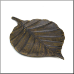 Avery Leaf Decorative Tray (SKU: 10015384)