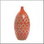 Merit Orange Vase (SKU: 10016674)
