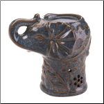 Ceramic Elephant Oil Warmer