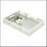 Welcome Home Mirror Tray (SKU: 10017440)