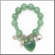 Jade Stretch Bracelet