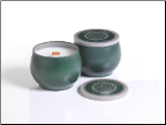 Citronella Rounded Tin Candle