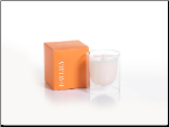 Day Lily  Modern Candle