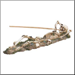 Skeleton Incense Burner Holder (SKU: 37078)