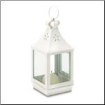 Cutwork Garden Lantern, Mini