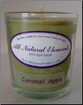 7Oz Soy Wax Candle By All Natural Elements