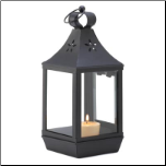 Carriage Style Candle Lantern
