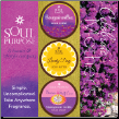 Solid Perfume Essence Boxed Collection By Soul Purpose