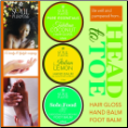 Head to Toe Trio Gift Set By Soul Purpose