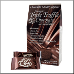Triple Truffle Box of Healthy Chocolate