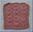 Hand Knit Wash Cloths By Barb