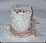 Air Freshner Jellie Jar Cover By Eva