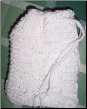 Hand Knit Soap Bags By Barb