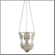Ornate Hanging Candle Lamp