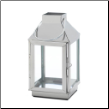 Tribeca Steel Candle Lantern