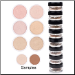 Mineral Foundation Sample Tower