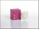 Tulip Scent Modern Candle