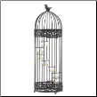 Birdcage Staircase Candle Stand