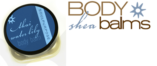 Free Shea Butter Body Balm by Soul Purpose