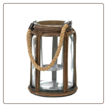 Old World Camping Lantern Large