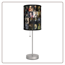 Great Composers Lamp