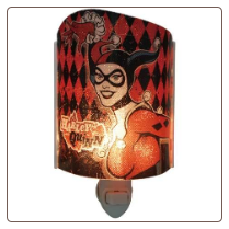 Harley Quinn Acrylic Nightlight
