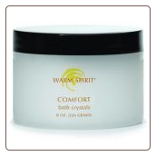 Comfort Bath Crystals By Warm Spirit®
