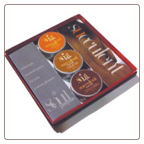 Shea Butter Body Balm Boxed Collection By Soul Purpose