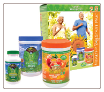 Healthy Body Start Pak 2.0 by Youngevity