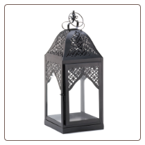Steeple Candle Lantern Large