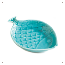 Fish Decorative Dish