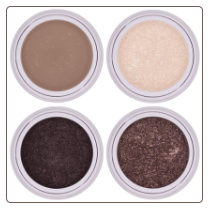 Mineral Eye Shadow Collection - Sparkling City Lights