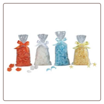 Ocean Shapes Wax Fragrance Chips