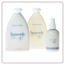 Heavenly Shower Gel By Warm Spirit®