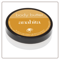 Anahita'S Body Butter 0.5 Oz By Warm Spirit®