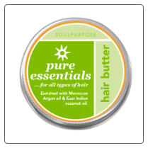 Pure Essentials Hair Butter By Soul Purpose