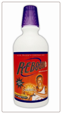 Rebound FX Tropical Tirade - 32 fl oz