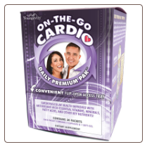 On-The-Go Cardio Daily Premium Pak by Youngevity
